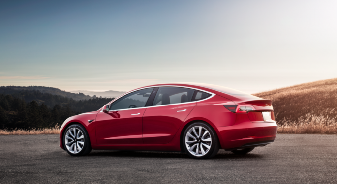 Tesla Produced 80,000 Vehicles In Q3