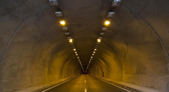 The Chinese Quotient Behind The Financing Of The World's Longest Undersea Tunnel