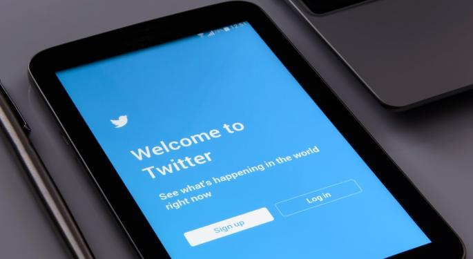 Positive Trends At Twitter Don't Budge Sell-Side Firm From Negative Outlook