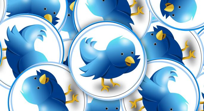 Argus Cuts Twitter To Hold, Warns Of Slowing Revenue