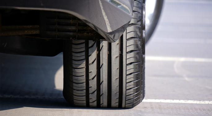 Michelin Unveils Airless Tire Prototype At Movin'On Summit Mobility Event