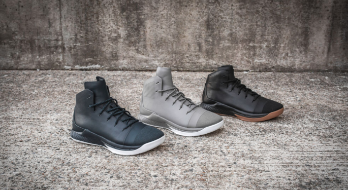 Under Armour Bolsters Its Footwear Lineup With A New Boutique-Only Shoe