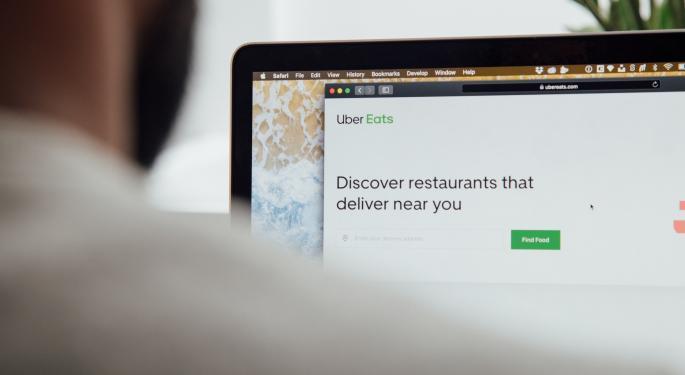 Uber Eats Top Executive Resigns