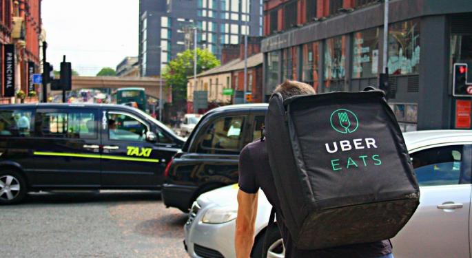 Food-Delivery Apps Add More Supermarkets To Their Routes
