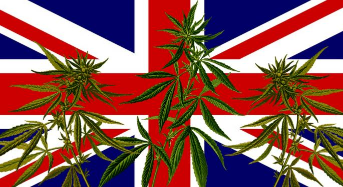 The Queen Goes Green: UK's Centre For Medicinal Cannabis Releases New Report On CBD