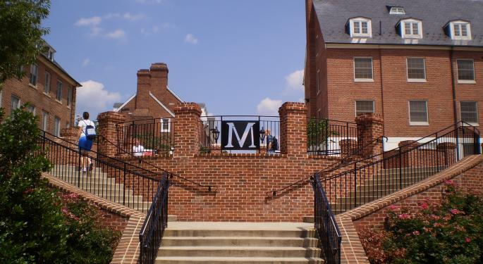 University Of Maryland's Non-Profit Initiative Is Changing Higher Education