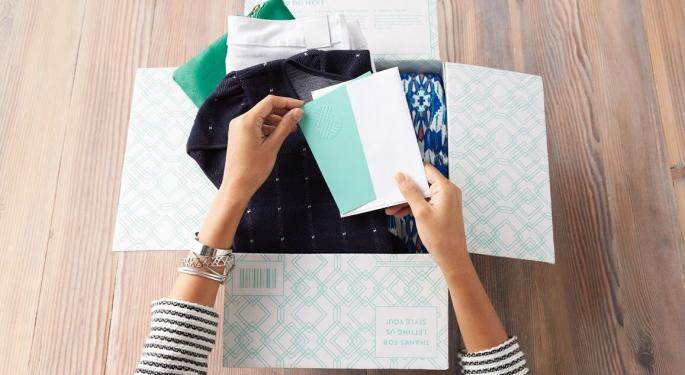 The Future Of Retail? Stitch Fix, Blue Apron, Birchbox Provide Innovative Alternatives To Traditional Shopping