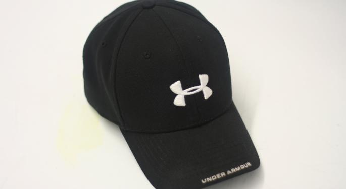 Short Sellers Pile Into Under Armour As Growth Slows