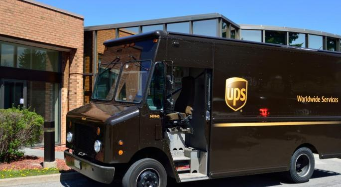 UPS's Venture Arm Makes Minority Investment In Autonomous Truck Company TuSimple