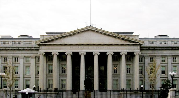 This Day In Market History: US Treasury Introduces TIPS