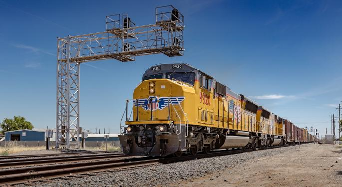 Union Pacific's New COO, In Charge Of PSR, Gets A Kickstart With Strong 4Q 2018