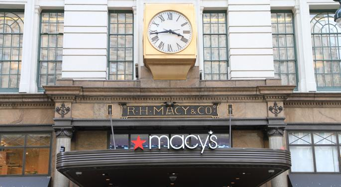 Macy's CEO Talks Trade War, Augmented Reality, Confidence In Retailer's Outlook