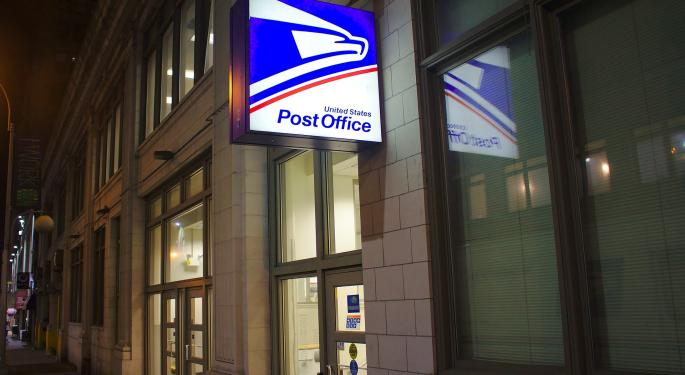 Analysis: US Postal Service, Built To Deliver Letters, Struggles To Compete In Package Delivery