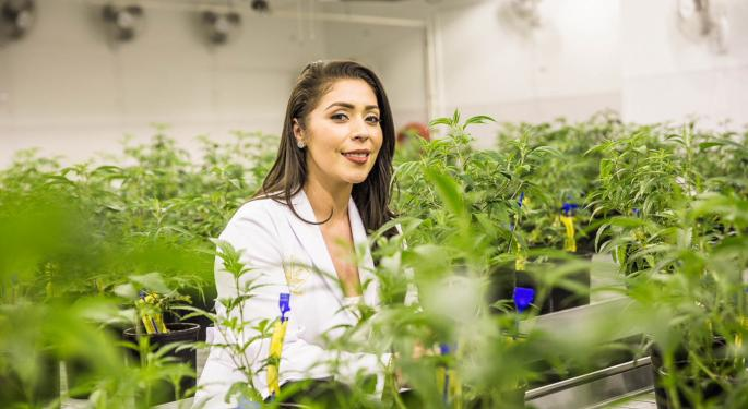 This Latina Ganjapeneur Is Making Sure That Women Aren't Overlooked In Cannabis