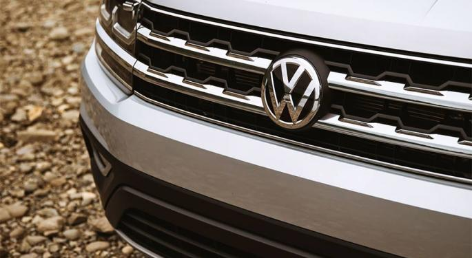 Volkswagen Partners With Amazon Subsidiary To Improve Operational Efficiency