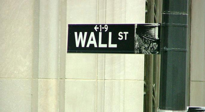 What To Make Of Monday's Market Sell-Off