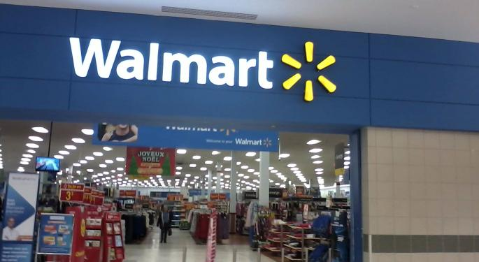 Wal-Mart Pay Has Arrived
