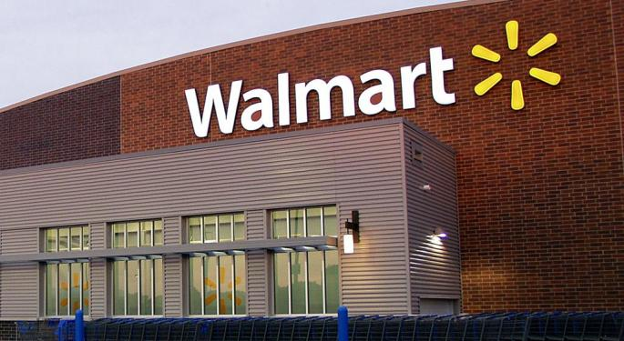 Walmart Trades Higher After Q4 Earnings Beat