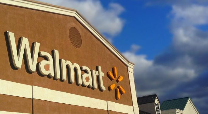 Retail Pro: Walmart Remains 'In The Game' Against Amazon