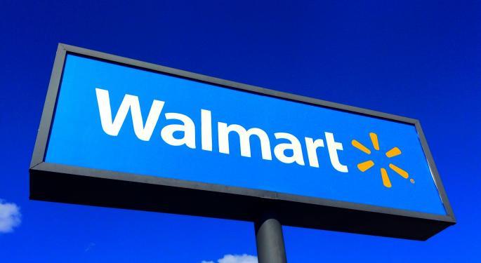 Walmart Reports Q2 EPS Beat, But No Upside Seen At Current Level