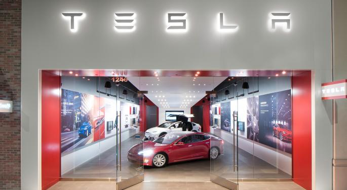 Tesla May Not 'Need' A Capital Raise, But Morgan Stanley Predicts A $2.5-Billion Issue