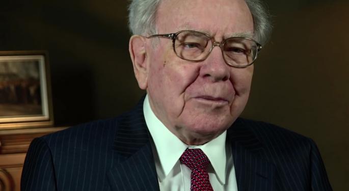 BitTorrent CEO Justin Sun's $4.5-Million Dinner With Warren Buffett