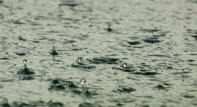 Excessive Rainfall Today Replacing Excessive Heat