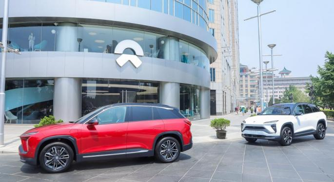 Nio Secures Additional $100M In Debt Financing