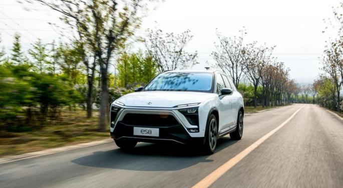 Nio Sustains Sales Momentum In November, Launches Third SUV