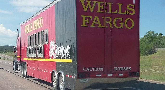 Scandal Fallout? Wells Fargo Checking Account Opens Down 31% In January