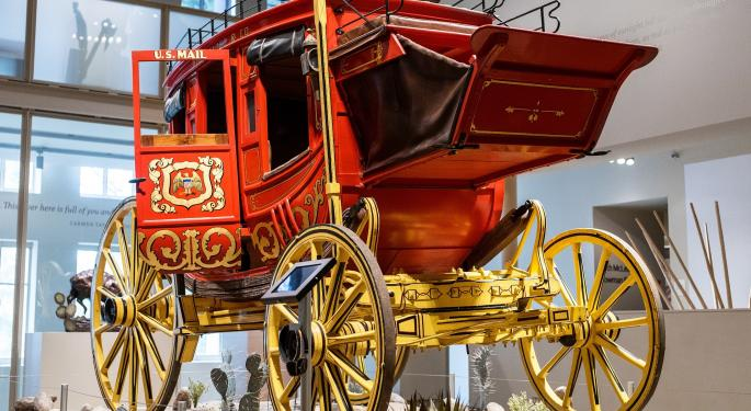 This Day In Market History: Wells Fargo Starts Converting Gold Dust To Bank Notes