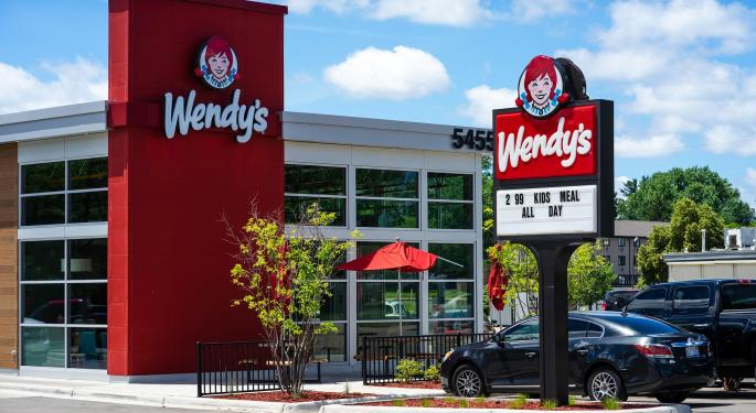 Wendy's Trades Higher On Q3 Earnings Beat
