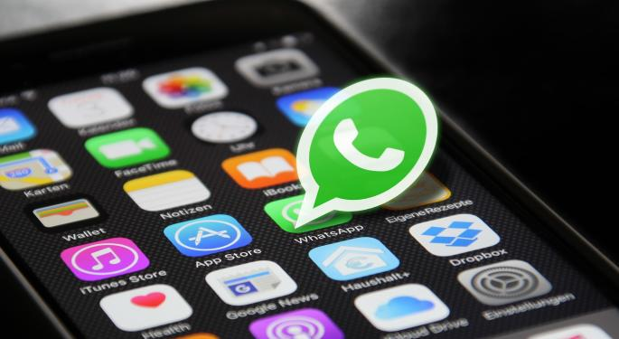 A Look At How Wall Street Uses WhatsApp To Communicate