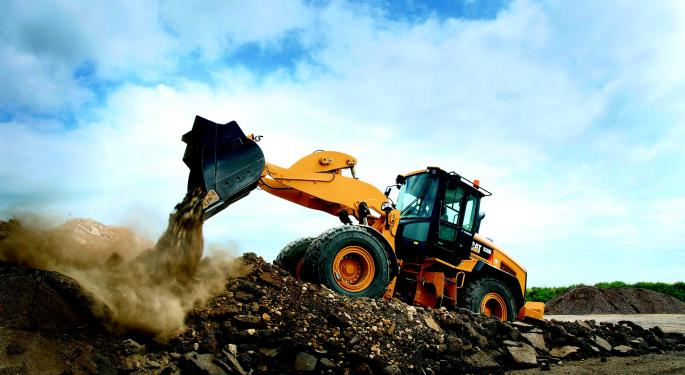 Dow Earnings: Big Expectations For Caterpillar And 3M