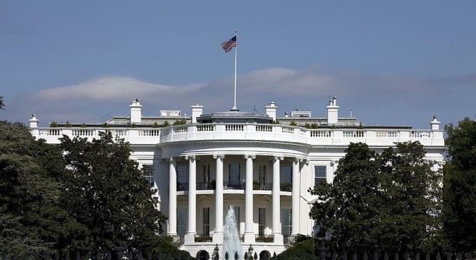 Despite White House Turmoil, No One Pressing Pause On Tax Reform
