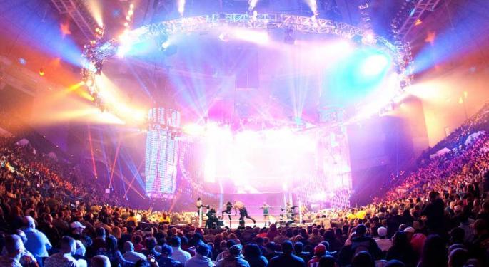 WWE Pops Higher On Earnings Beat, $500M Buyback