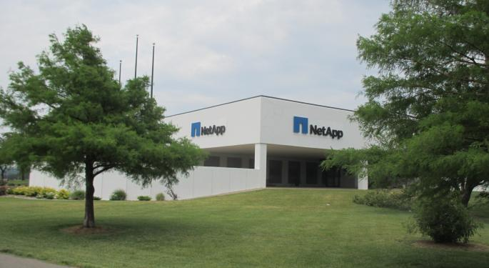 Channel Checks Suggest NetApp's Cloud Products Gaining 'Mindshare' With Customers