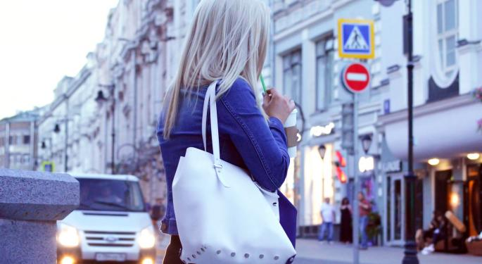 The Bag With The Swag: Coach Initiated At Buy After 'Game-Changer' Kate Spade Acquisition