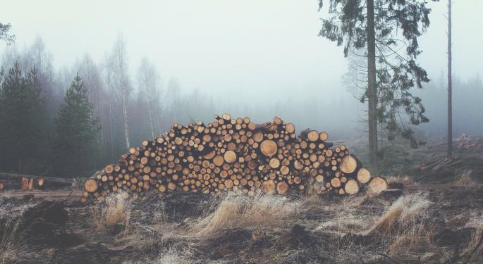 Canada To Appeal WTO Ruling Over U.S. Softwood Lumber Tariffs