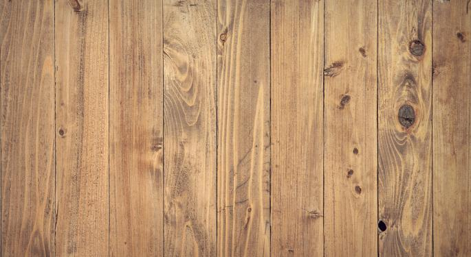 Loop Capital Shelves Lumber Liquidators, Says Street Estimates Could Be Overly Optimistic