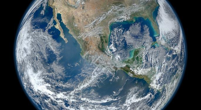 Demand For International ETFs Remains Strong