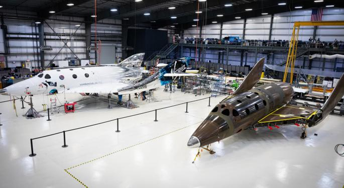Virgin Galactic Is A Buy After 70% Stock Decline, Morgan Stanley Says In Upgrade