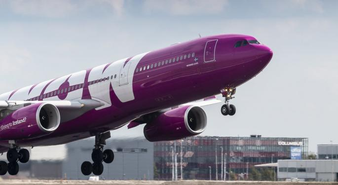 Wow Air Expects December Relaunch