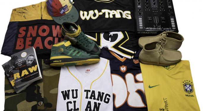StockX Teams Up With The Wu-Tang Clan To Launch A 'Charity IPO'