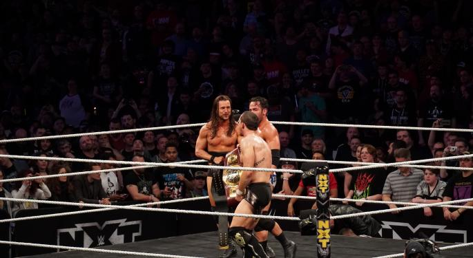 How WWE Could Further Monetize NXT Following TV Deal