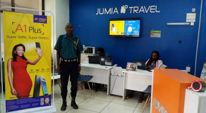 Citron Doubles Down on Jumia Short Thesis