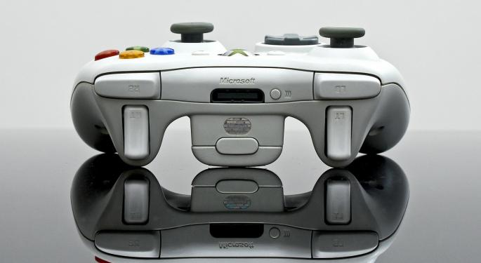 Facebook's Oculus VR Headset To Include Xbox Controller