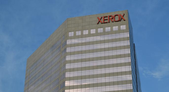 Xerox's Conduent Spinoff Debuts