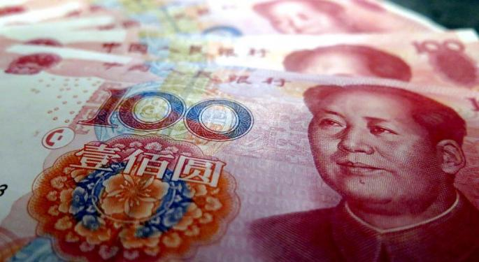 It's Simple: China Is Really Doing Quantitative Easing