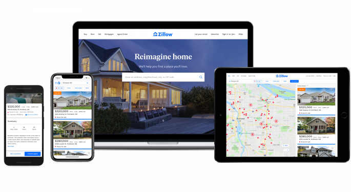 Guggenheim Upgrades Zillow, 'Building Comfort' In The Offers Business